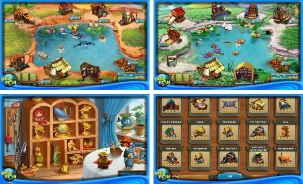 скачать Fishers Family Farm для android