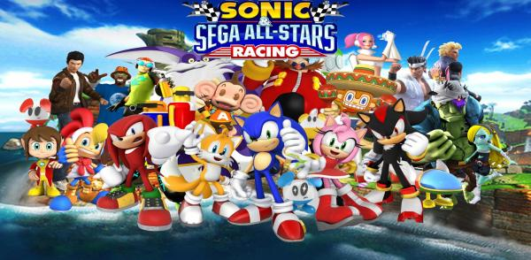 Sonic and SEGA All Stars Racing android