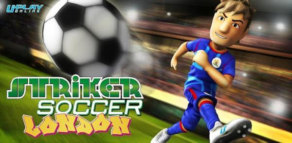 Striker Soccer London android