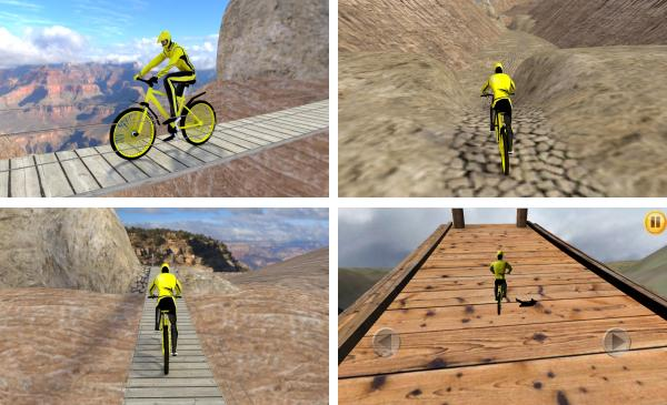 скачать Mountain Bike Simulator для android