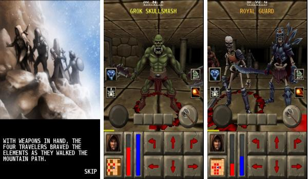 скачать Deadly Dungeons RPG для android