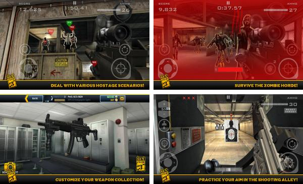 скачать Gun Club 3 Virtual Weapon Sim для android