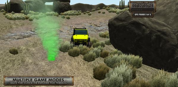 Truck VS Trail android