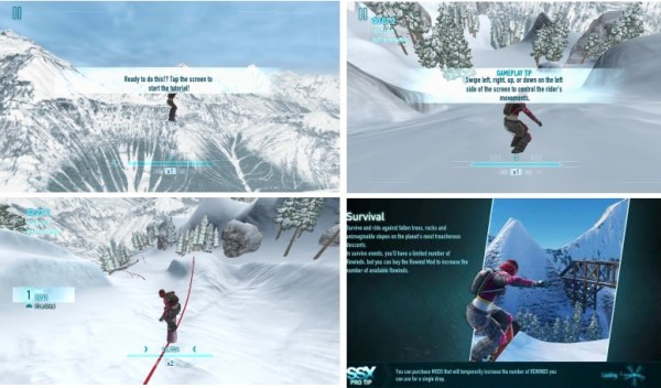 Скачать SSX By EA Mobile android