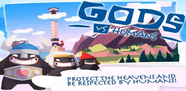 Gods VS Humans android