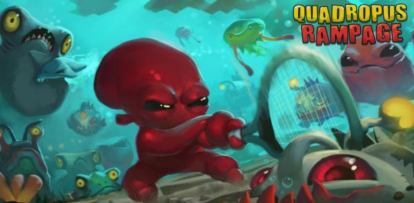 Quadropus Rampage android