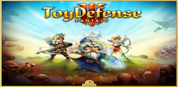 Toy Defense 3 Fantasy android