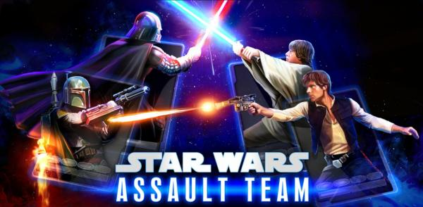 Star Wars Assault Team android