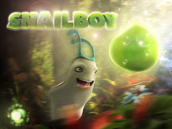 Snailboy android