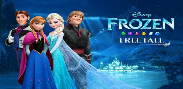 Frozen Free Fall android