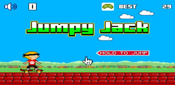 Jumpy Jack android