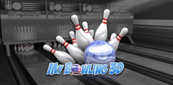 My Bowling 3D android