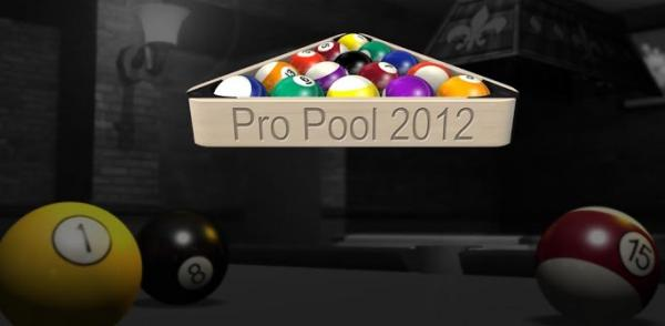 Pro Pool 2012 android