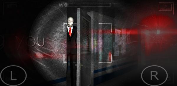 Slender Man Haunted School android
