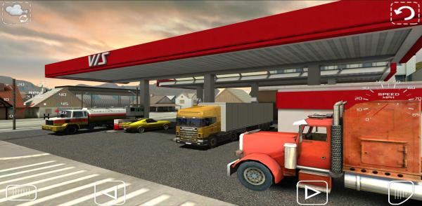 Truck Simulator Grand Scania android