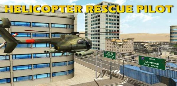 Helicopter Rescue Pilot 3D android