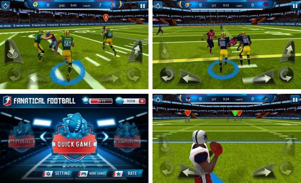 скачать Fanatical Football для android