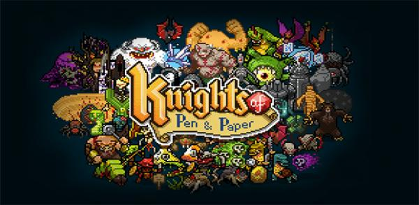 Knights of Pen and Paper +1 android