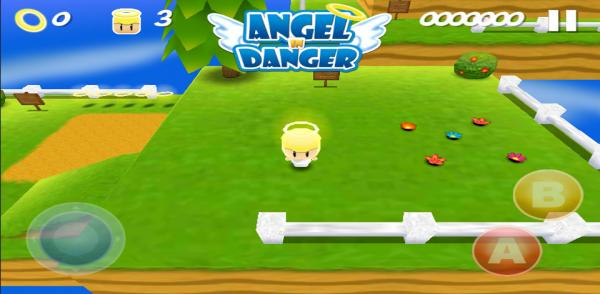 Angel in Danger android