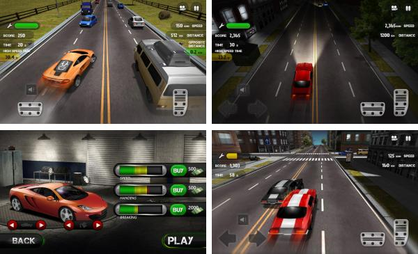скачать Race The Traffic для android