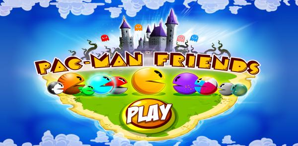 PAC MAN Friends android