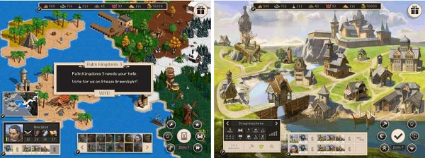 Скачать Palm Kingdoms 3 для android