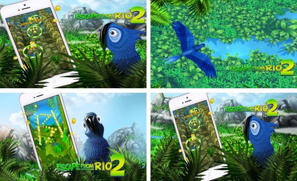 скачать Escape From Rio The Adventure для android