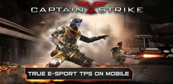 Captain Strike android