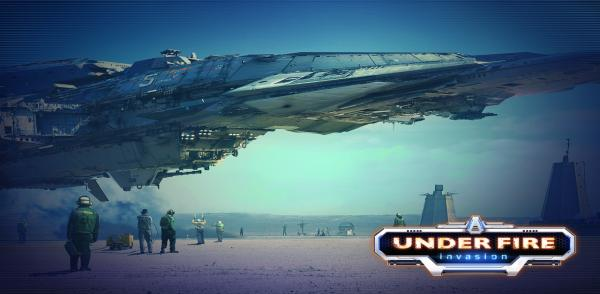 Under Fire Invasion android