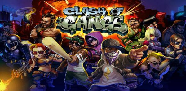 Clash of Gangs android