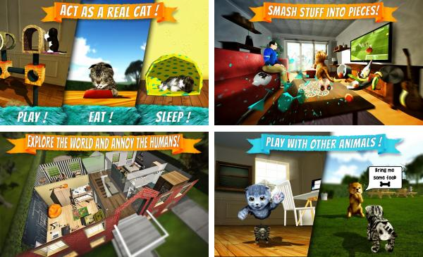 скачать Cat Simulator для android
