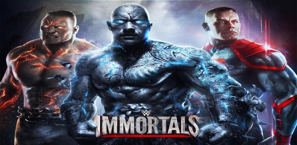 WWE Immortals android