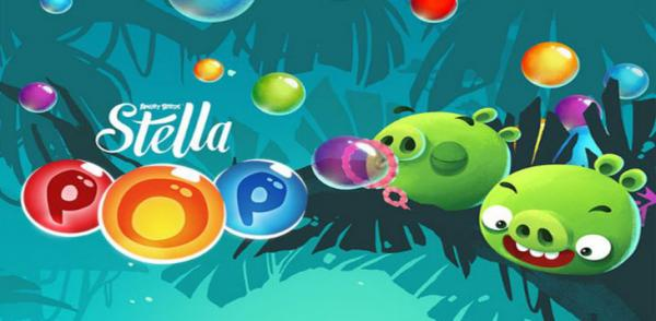 Angry Birds Stella POP android