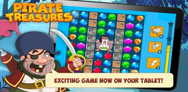 Pirate Treasures android