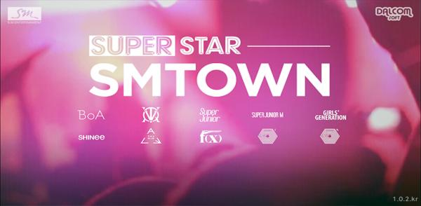 SuperStar SMTOWN android