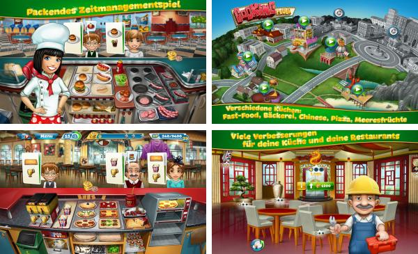 скачать Cooking Fever для android