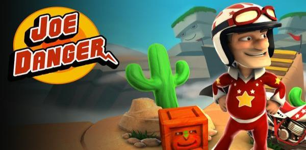Joe Danger android