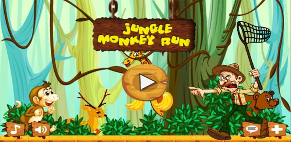Jungle Monkey Run android