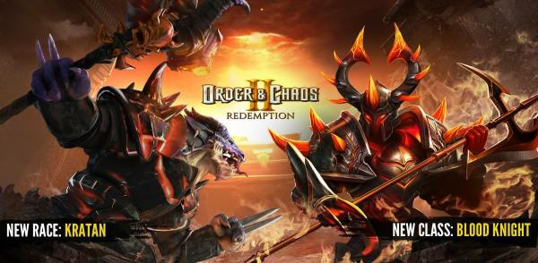 Order and Chaos 2: Redemption android