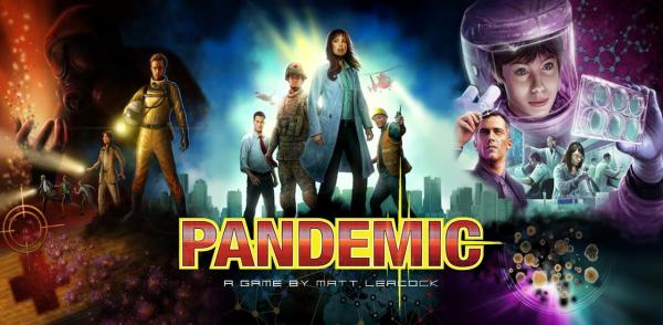 Pandemic The Board Game android