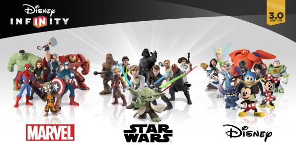 Disney Infinity 3.0 Toy Box android