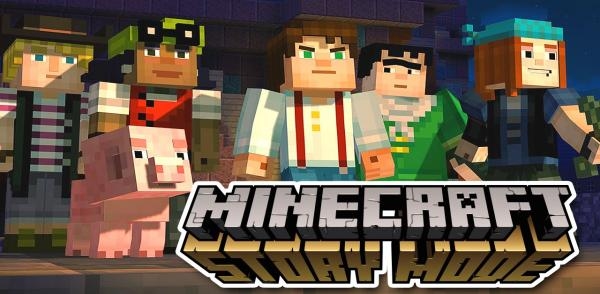 Minecraft Story Mode android