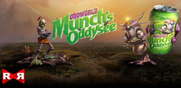 Oddworld Munchs Oddysee android