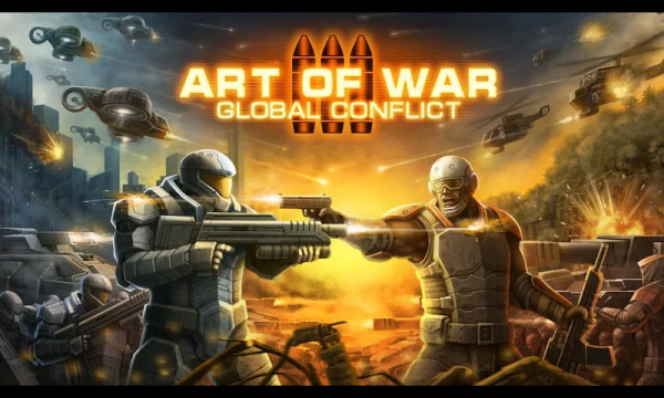 Art of War 3: Global Conflict android