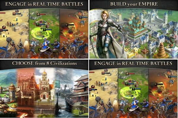 Скачать Age of Empires: World Domination для android