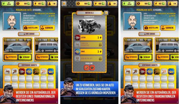 скачать Car Dealer Simulator для android