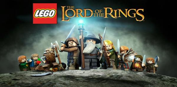 lego The Lord of The Rings android