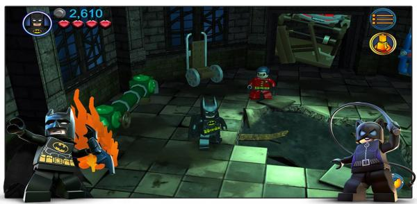LEGO Batman: DC Super Heroes Android