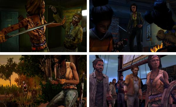 скачать The Walking Dead Michonne для android