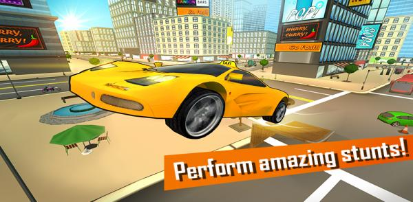 Crazy Driver Taxi Duty 3D 2 android